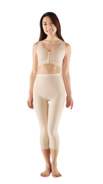 LW-LGM | 1st Stage Low-Waist Compression Girdle with Medium Legs