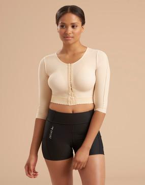 GFVM | 3/4-Length Sleeve Compression Vest