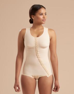 FTA | Sleeveless Compression Bodysuit - Panty-Length