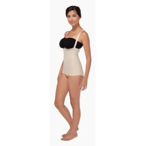 FBA2 | Panty-Length Girdle with Suspenders - Zipperless