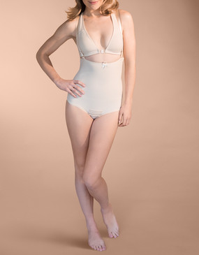FBA | Panty-Length Girdle with Suspenders
