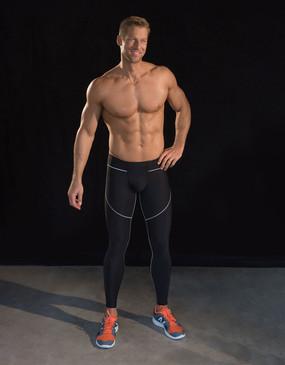 609 | Elite Compression Legging for Men