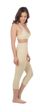 LW-LGM2 | 2nd Stage Low-Waist Compression Girdle with Medium Legs