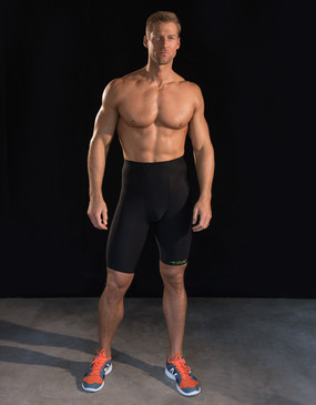 625 | Natural-Waist 2.0 Compression Shorts