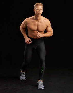 Marena Sport 626 pro compression leggings for men.