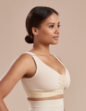 Marena Recovery B2P classic bra / A-C cups with pockets (bottoms sold separately).