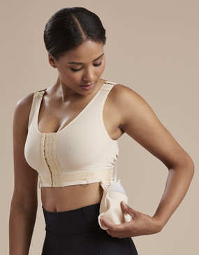 Marena Recovery B19 drink bulb management bra (bottoms sold separately).