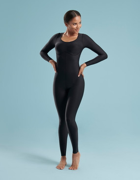 Marena Shape VA-01 VerAmor long-sleeve compression bodysuit