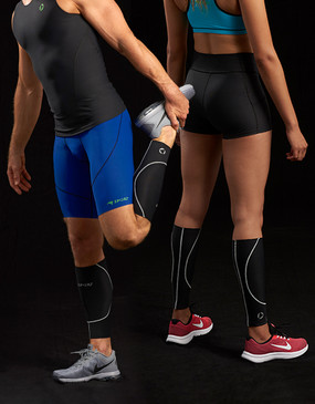 Marena Sport 812 new arrival elite compression calf sleeve, unisex