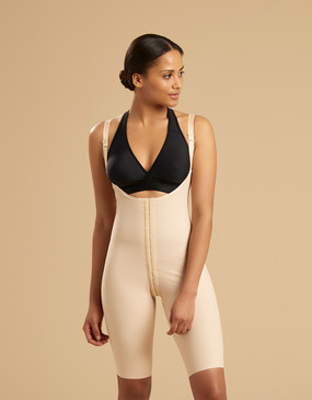 FBCS compression bodysuit for Brazilian Butt Lift  pictured with B01G compression bra