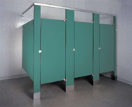 Toilet Partitions, Phenolic Color Thru, Call or Email Your Specifications / Drawings For a Quick & Accurate Quote