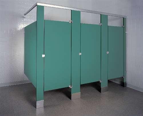 Phenolic Color Thru Toilet Partitions Phenolic Color Through - Phenolic bathroom partitions
