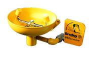 Restroom Stalls And All -- Bradley S19-220