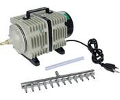 Active Aqua, Commercial Air Pump, 12 Outlets, 112W, 110 L/min