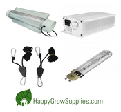 Happy Grow iLLUMENT+315AC, 315w Air Cooled CMH Kit