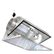 Silverstar 2XL 6'' Chrome Reflector W / Lamp Cord