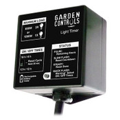 GARDEN CONTROLS LIGHT TIMER