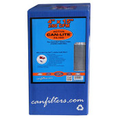 CAN-FILTERS CAN-LITE CARBON FILTER 225 CFM 4 inch