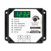 Grozone, CO2R CO2 Controller 0-5000ppm w / High Temp Shut off