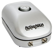 Active Aqua, 2 Outlet, Adjustable Air Pump