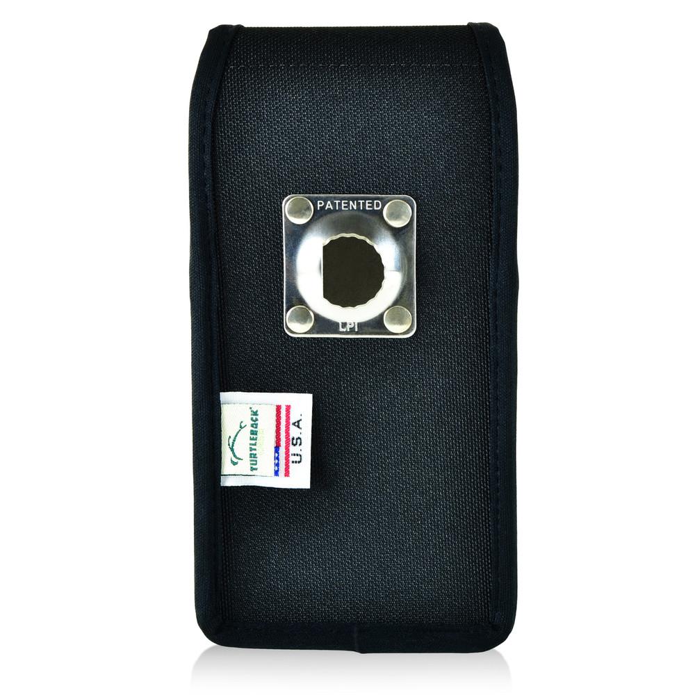 PhoneSuit Elite 6 Holster Metal belt Clip Case Pouch Nylon Vertical Turtleback