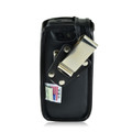 Sonim XP5 Heavy Duty Leather Fitted Case, Metal Belt Clip by Turtleback