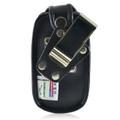 Kyocera DuraXTP Leather Fitted Case, Metal Belt Clip