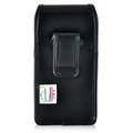 PhoneSuit Elite 6 Holster Metal Belt Clip Case Pouch Leather Vertical