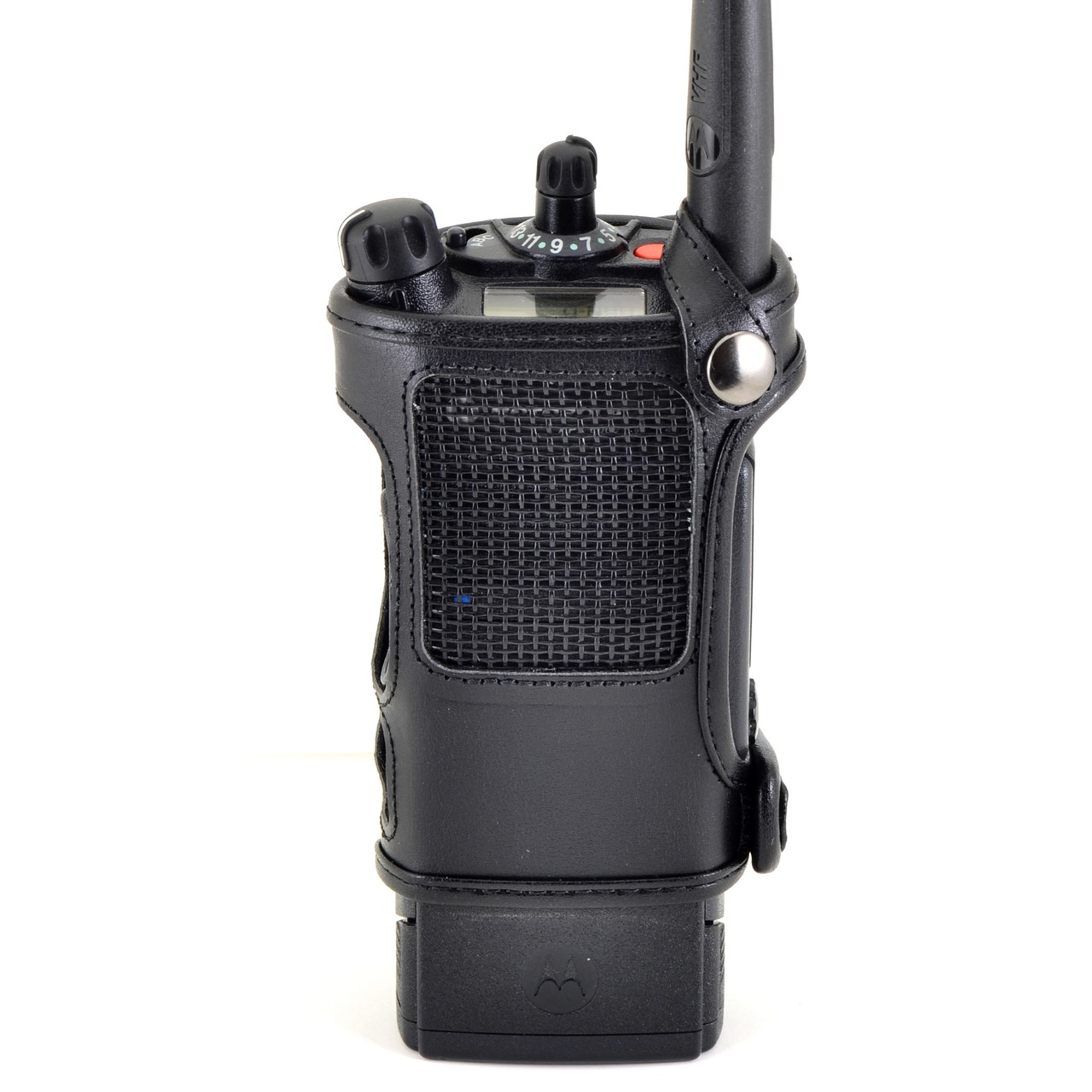 Radio holder motorola apx 6000 - Motorola Apx 8000 Belt Carry Holder Case By Turtleback Black Leather Duty Belt Holster With Heavy Duty