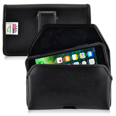 iPhone 7 Plus Holster Black Belt Clip Fits Otterbox Commuter