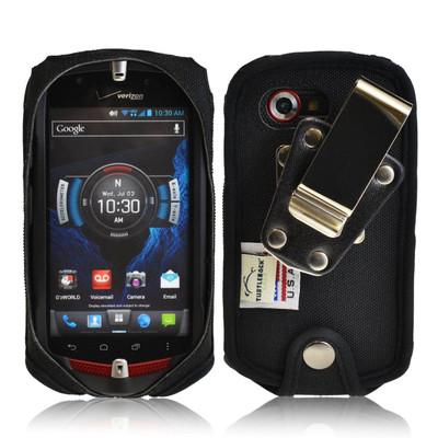 Casio GZ1 Commando 4G LTE C811  Heavy Duty Case with Rotating Metal Belt Clip