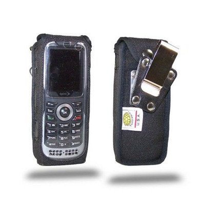 Kyocera DuraPlus Heavy Duty Nylon Case with Rotating Metal Clip