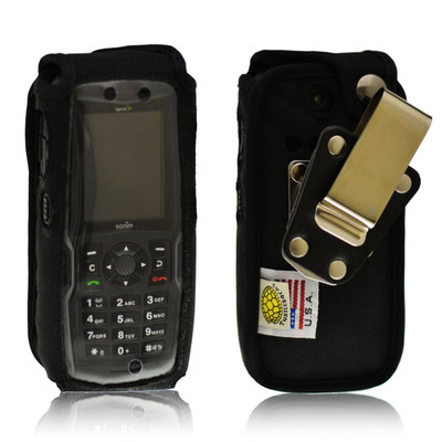 Case for Sonim Phone XP5560 IS Bolt Heavy Duty Phone Case with Rotating Removable Metal Clip