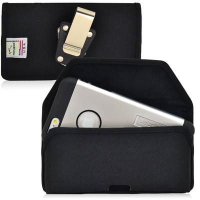 iPhone 6 Plus/6S Plus Horizontal Nylon Rotating Clip Holster