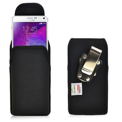Note 4 Vertical Nylon Rotating Clip Holster