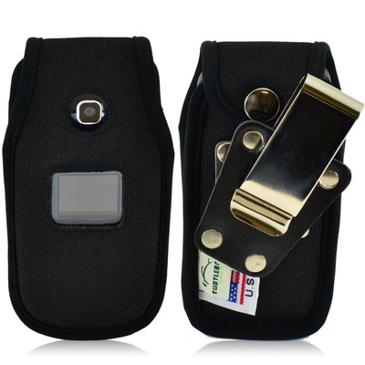 LG 450 Heavy Duty Nylon Phone Case with Rotating Metal Belt Clip