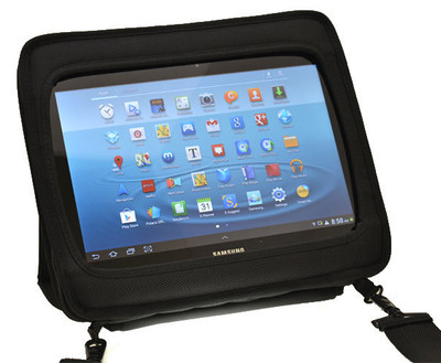 "Nylon Heavy Duty work & School Case Fits 10.4"" Devices"
