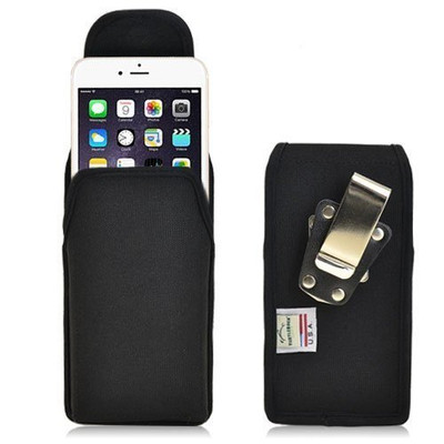 iPhone 6/6S Vertical Nylon Rotating Clip Holster