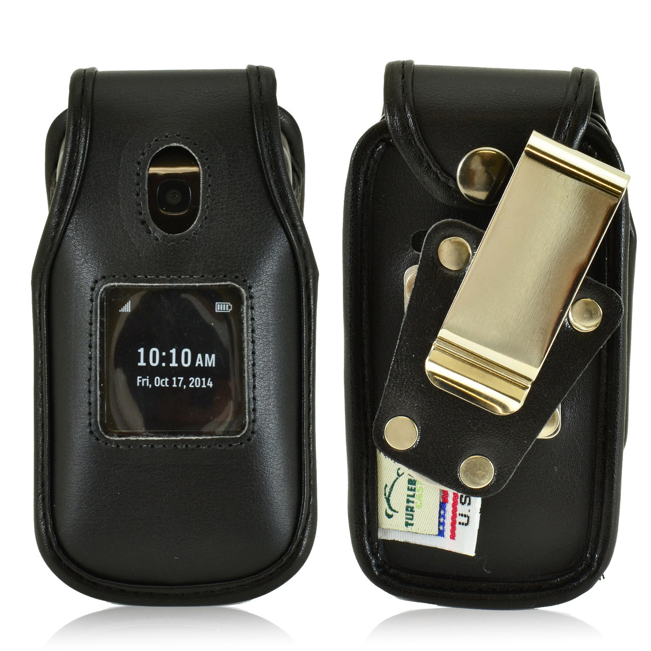 Alcatel OneTouch Retro Leather Fitted Phone Case