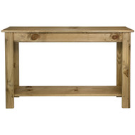 48 inch Wide Console Table