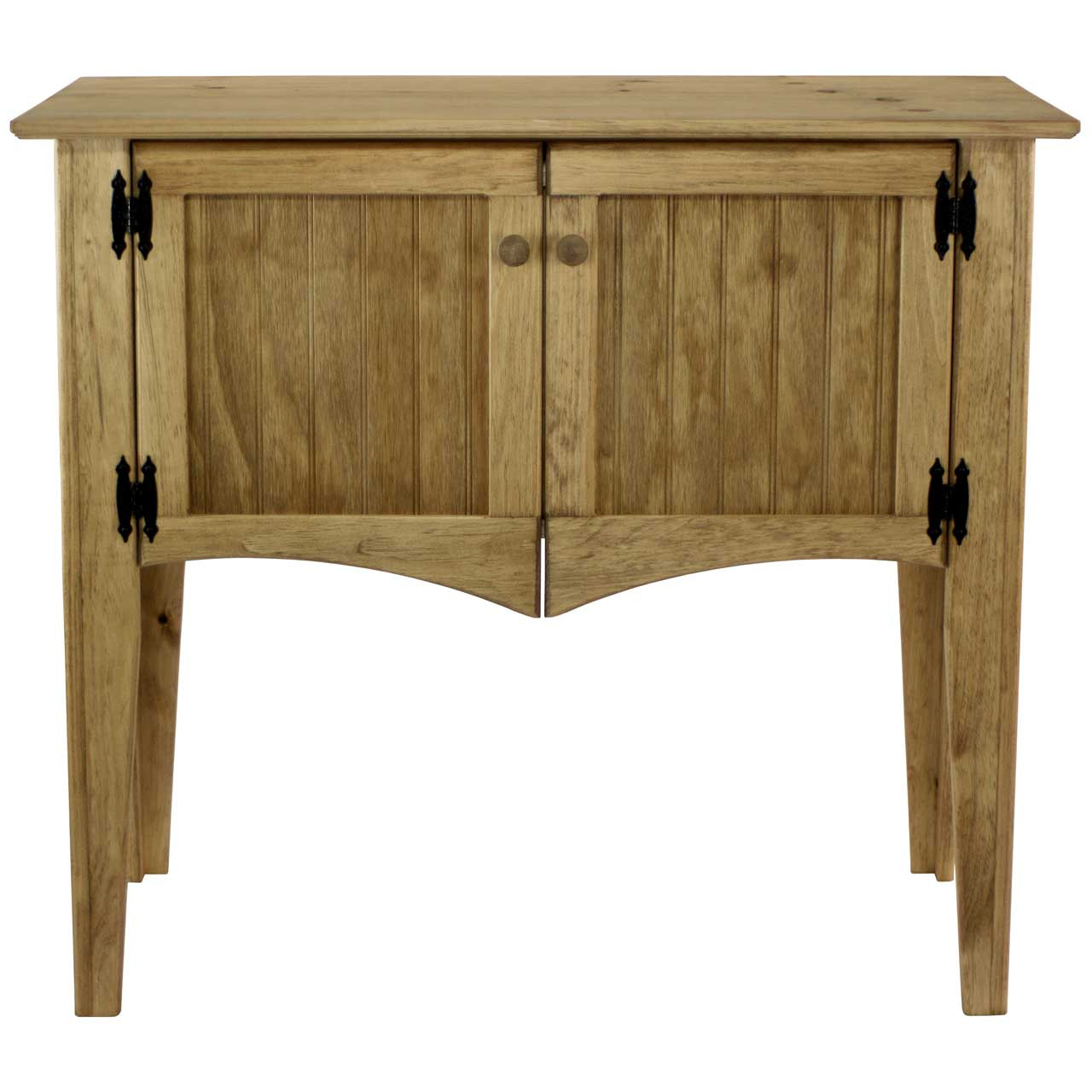 Sideboard table with storage buffet