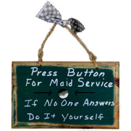 (maid-service) Laundry-Room-Signs-wWall-Decor
