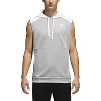Adidas Apparel Men Ti Lite Ss Hoody - CV3194