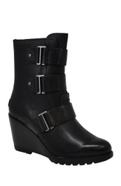 SOREL WOMEN'S AFTER HOURS™ LEATHER BOOTIE