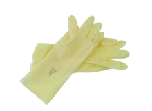 Gloves, Latex Rubber