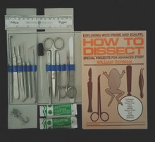 Dissecting Equipment Kit - Super