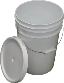 Storage Pail - 5 gallon