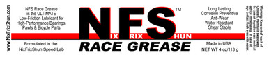 NixFrixShun(tm) Speed Grease