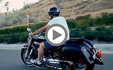 Calvin Luttrell's Install & Review of Lamellar Hard Bags on his Harley Davidson Softail
