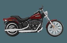 Harley Davidson Softail Night Train FXSTB Bags